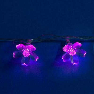 Гирлянда led «Сакура розовая», 7м Новогодние товары/Китай