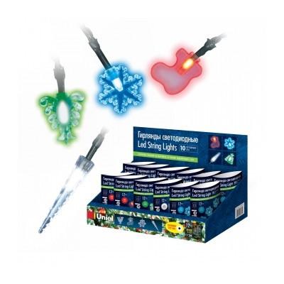 Набор led гирлянд на батарейках , Новогодние товары/Китай