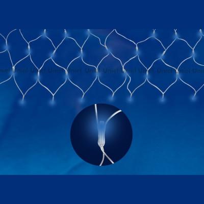 Сетка led  синяя 2.5х2 м Новогодние товары/Китай