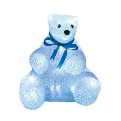 Фигура  led «Белый медведь 2», Новогодние товары/Китай