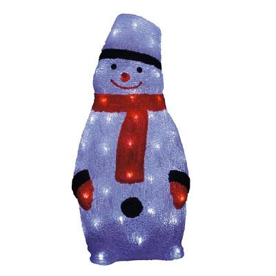 Фигура  led  «Снеговик-1», Новогодние товары/Китай