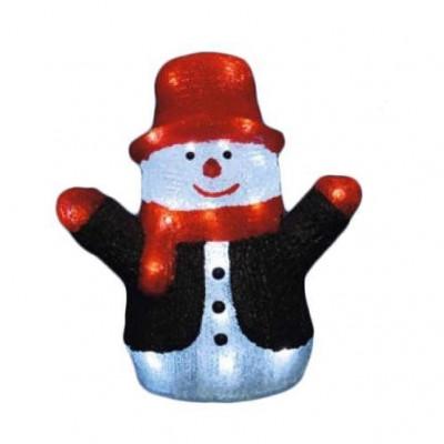 Фигура  led  «Снеговик», Новогодние товары/Китай