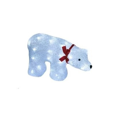 Фигура  led«Белый медведь» Новогодние товары/Китай