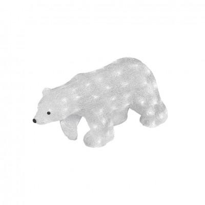 Фигура  led «Белый медведь-3», Новогодние товары/Китай