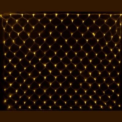 Гирлянда сетка 2х1,5 м Новогодние товары/Китай