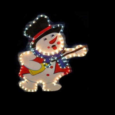 """Фигура  led """"Снеговик"""" Новогодние товары/Китай"""
