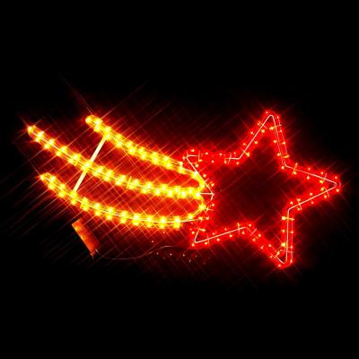 """Фигура  led """"Комета"""" Новогодние товары/Китай"""