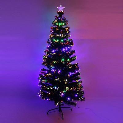 Елка с подсветкой  120см Новогодние товары/Китай