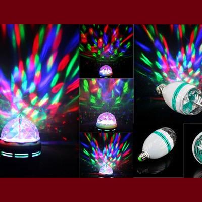 Диско лампа шар Новогодние товары/Китай