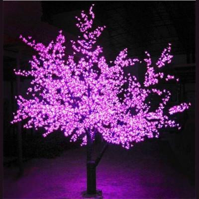 led дерево Сакура - цвет  розовый Новогодние товары/Китай